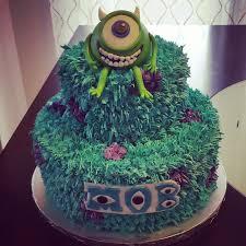 Monster Inc Baby Shower Decorations Shower Cake Buttercream Babyshowercake On Instagram