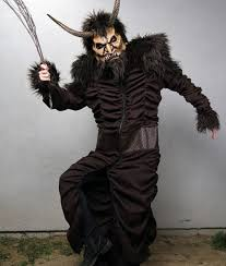 Krampus Costume Krampus Halloween Costume Halloween Costumes