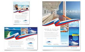 travel brochure template word renanlopes me