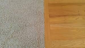 Laminate Floor To Carpet Threshold Vinyl To Wood Floor Transition Wood Flooring