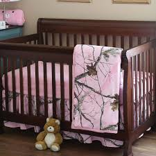 Pink Camouflage Bedding Realtree Camo Crib Bedding Decorate My House