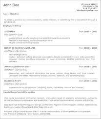 Free Resume Builder Online No Sign Up Free Resume Builder Online No Sign Up Resume Objective Examples