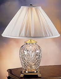 Waterford Table Lamps Wonderful Waterford John Rocha Lamp Lamp Shade Navy Blue Lamp