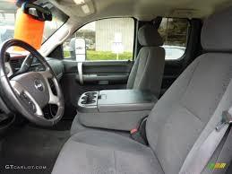 2007 Gmc Sierra Interior Ebony Black Interior 2007 Gmc Sierra 2500hd Sle Extended Cab 4x4