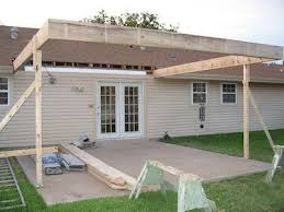 Free Standing Patio Cover Ideas Perfect Design Build Patio Cover Adorable How To Build A Free