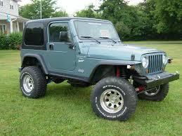 green jeep wrangler 1998 jeep wrangler specs and photos strongauto