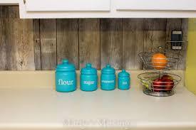 diy kitchen backsplash on a budget reclaimed wood kitchen backsplash remodelaholic bloglovin