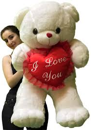 big valentines day teddy bears what i really want for s day poppyd
