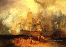6 sea battle joseph turner