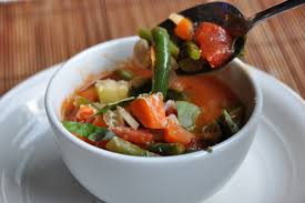 hearty vegetable soup nutritious eats