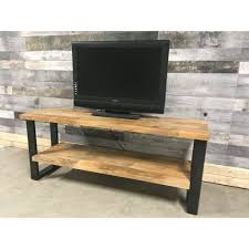 kemet solid mango wood tv stand rustic furniture outlet