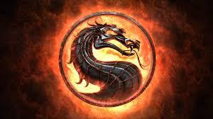 mortal kombat logo tattoo wallpaper