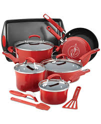 target rachel ray cookware black friday rachael ray 14 pc nonstick cookware set created for macy u0027s