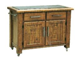 kitchen work table island cargo timber butchers block granite top mobile kitchen chopping