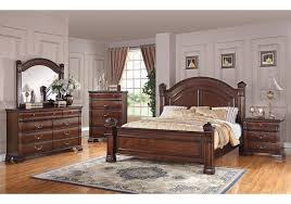 Bedroom Sets Traditional Style - lacks isabella 4 pc queen bedroom set traditional style home