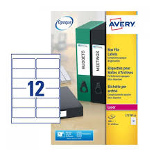 ring binder labels avery