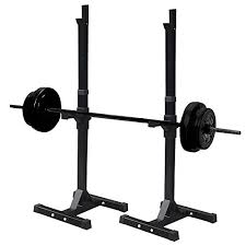 Squat Bench Rack For Sale Amazon Com Sportmad Pair Of Dumbbell Rack Adjustable Standard