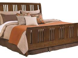 Wood Sleigh Bed Sleigh Bed Amazing King Size Sleigh Bed Bordeaux French Style