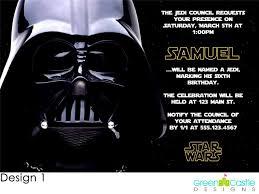 Star Wars Baby Shower Invitations - star wars birthday clipart 109