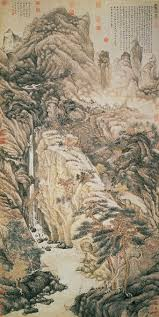 Yuan Dynasty Map The Ming Dynasty Boundless Art History