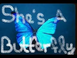 she s a butterfly martina mcbride with lyrics