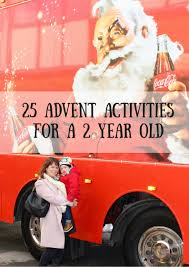 25 advent activities for a 2 year old mudpiefridays com