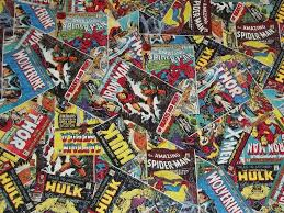 photo collection comic book collage wallpaper