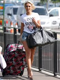 towie couple sam faiers and joey essex jet off to marbella daily
