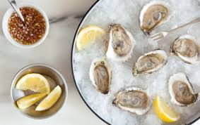 mignonette cuisine oysters with mignonette whole foods market