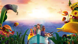 box office pelted food cloudy chance meatballs 2
