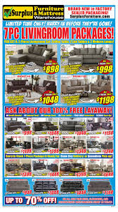kitchener surplus furniture awesome surplus furniture mattress warehouse flyers store