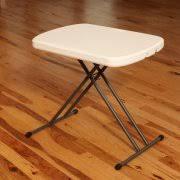 lifetime 26 personal folding table lifetime 26 personal folding table white granite 80251 walmart com