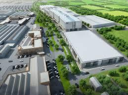 bentley factory bentley motors announce multi million pound expansion