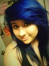 splat hair color without bleaching 57 best blue hair color images on pinterest hair color dyed