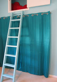 Curtains For A Closet by Pretty Curtain For Closet Door On Curtain Serving As Closet Door