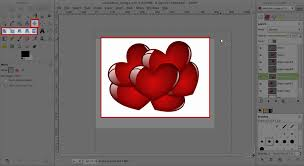 gimp design ucreative gimp tutorial just in time for valentines