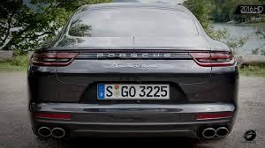 porsche panamera interior 2017 2017 new porsche panamera turbo volcano grey metallic exterior