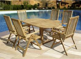 Teak Patio Dining Table Teak Patio Dining Set