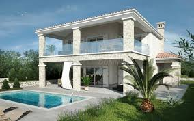 Villa Kaufen Haus Kaufen Auf Der Insel Krk In Kroatien Immobilienmakler Büro
