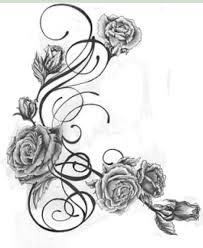 roses and vines tatoos pinterest tattoo tatoo and tatting