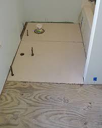 Installing Floor Tile Installing Hardibacker Tile Backerboard For Bath Floor Tiles