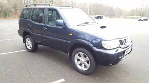 nissan terrano 2003 used nissan terrano ii for sale rac cars