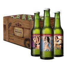 Billige Kleine K Hen Biergeschenke Eigenes Bier Und Kundengeschenke Mit Bier