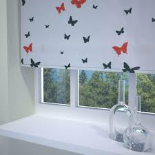 butterfly roller blind morio free uk delivery terrys fabrics