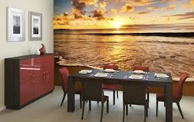 Dining Room Wall Mural Ideas Wallsauce - Dining room mural