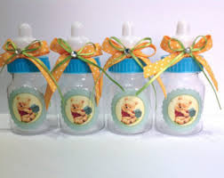 winnie the pooh baby shower decorations pooh favors etsy