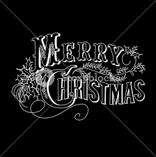 black christmas cards black and white christmas card merry christmas lettering royalty