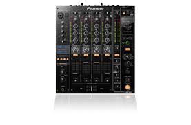 djm 850 4 channel performance dj mixer pioneer electronics usa
