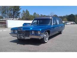 hearse for sale 1972 cadillac hearse for sale classiccars cc 725165