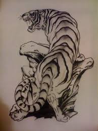 tiger designs tatoo tiger design